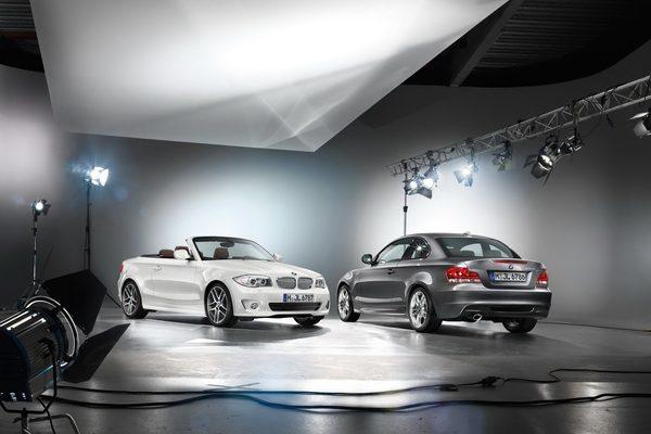 В Детройте дебютирует BMW 1-Series Limited Edition