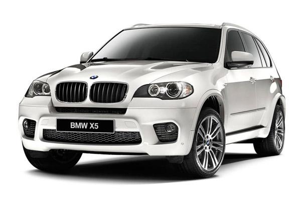 BMW презентовал пять автомобилей M Sport Limited Edition