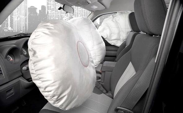 Как снять подушку безопасности