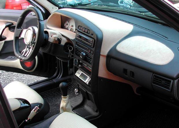 Перетяжка салона автомобиля своими руками — технология, инструменты, материалы