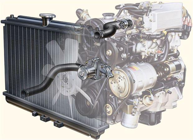 Ремонт радиатора автомобиля своими руками – методы и рекомендации