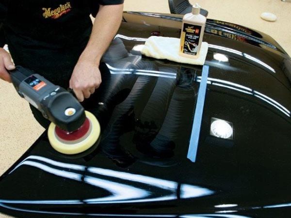 Полировка кузова автомобиля своими руками — технология и виды