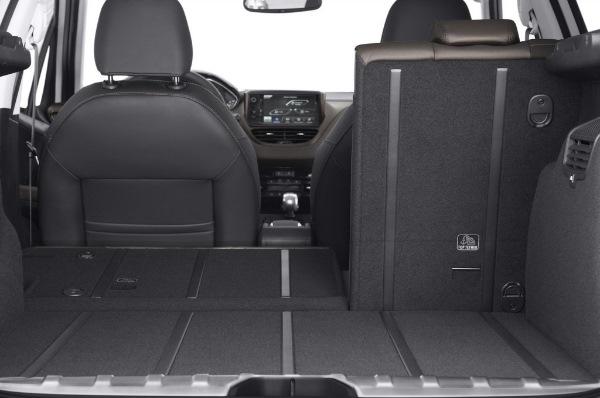 Багажник Peugeot 2008