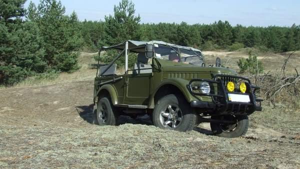 Качественный обзор ГАЗ 69 с фото