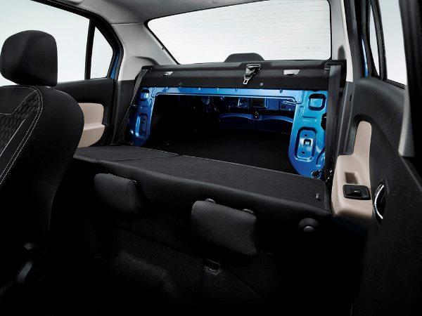 Багажник Рено Логан 2