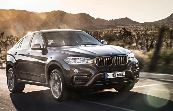 Обзор нового BMW X6 2014 – технические характеристики