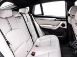 Второй ряд BMW X4
