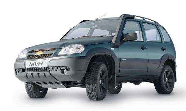 На московском мотор-шоу состоится дебют Chevrolet Niva следующей генерации