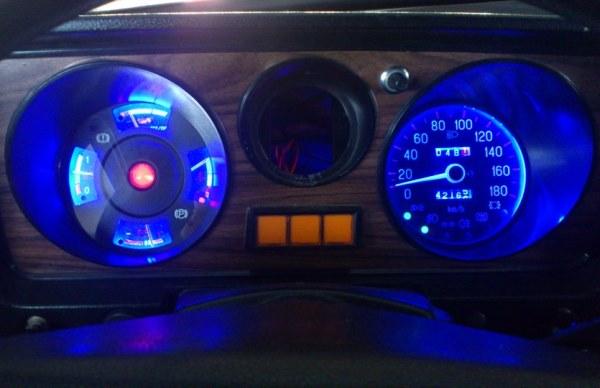 Тюнинг приборной панели ГАЗ 31029