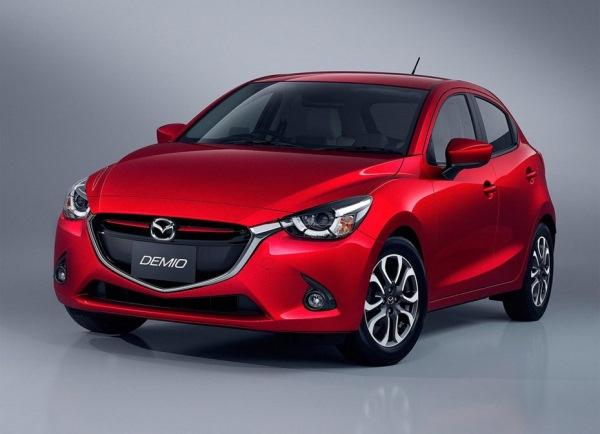 Передок Mazda 2