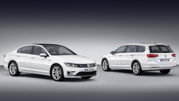 Новый гибрид Volkswagen Passat GTE с расходом 2л на 100 км!