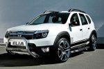 Renault Duster с обвесом