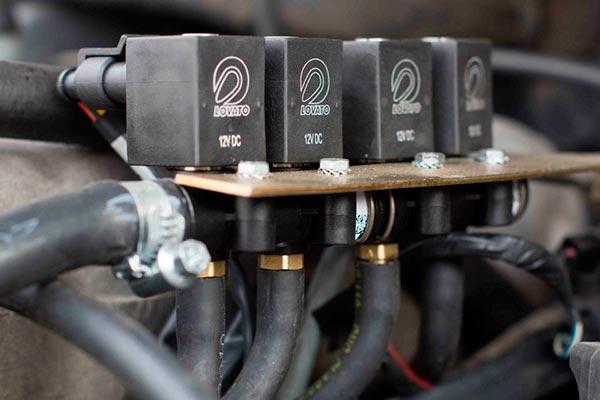 газовое оборудование на дизель сегодня