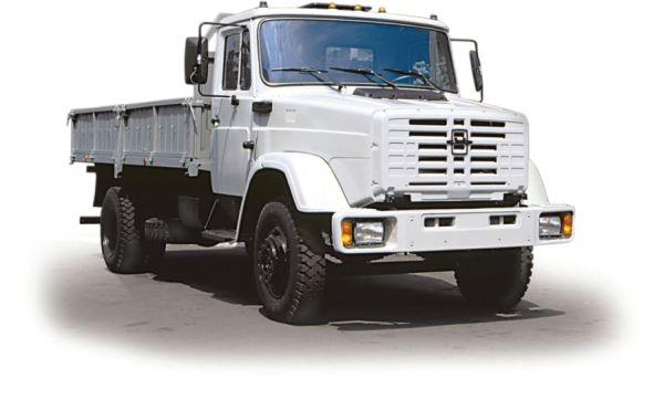 Технические характеристики автомобиля ЗИЛ-4331