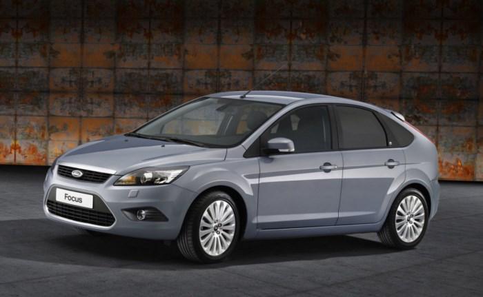 Топливный фильтр Ford Focus 2 – расположение и замена