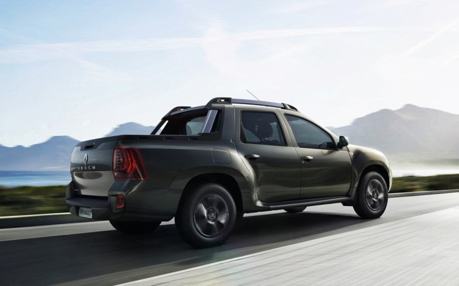 Фото Renault Duster Oroch