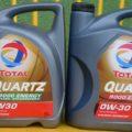 Моторное масло TOTAL Quartz Future 9000 NFC 5W-30: обзор, характеристики, отзывы водителей