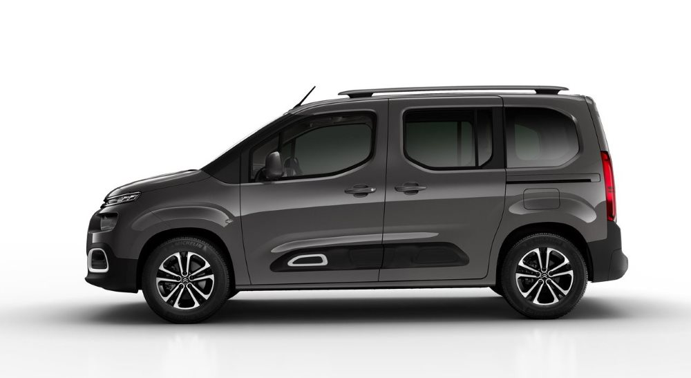 Обычный Citroen Berlingo M