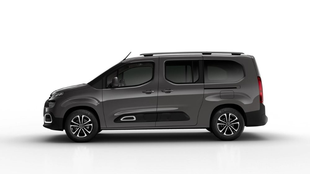 Citroen Berlingo 2018 с увеличенной колесной базой