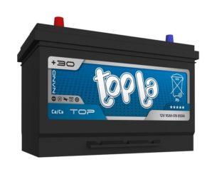 Отзывы владельцев автомобильного аккумулятора Topla