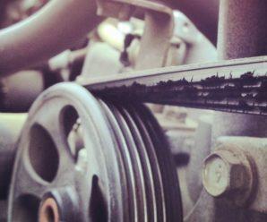 Свист ремня генератора – причины и методы устранения проблемы