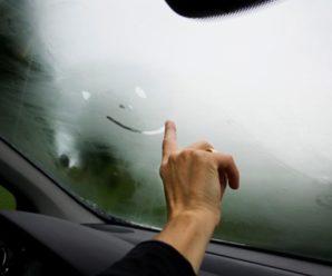 Запотевание стекол в автомобиле – методы решения проблемы
